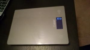 My food scale.
