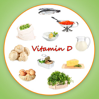 From http://nutristart.com/vitamin-d-foods/