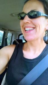 I got those earrings at the West Orange Renaissance Faire!