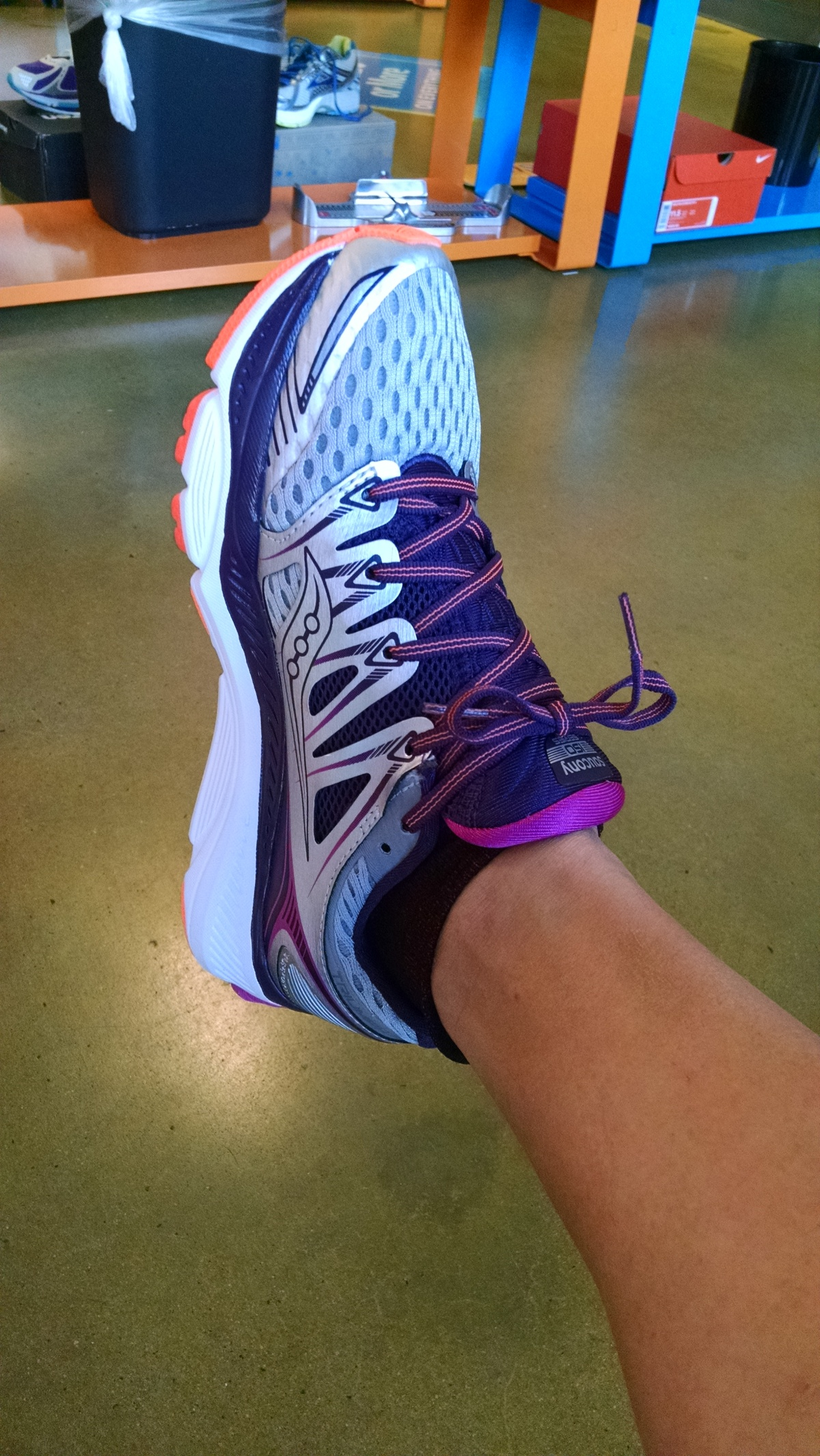 A Running Shoe Noob Buys Her First Pair