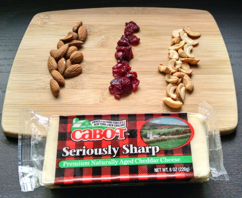 Shhhh! Nobody tell Sargento I'm using Cabot cheese.