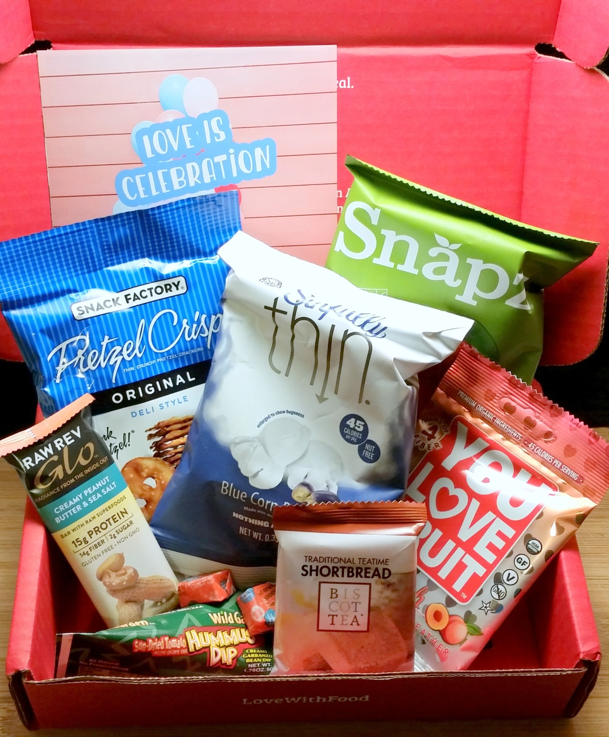 Review: June Love With FoodBox