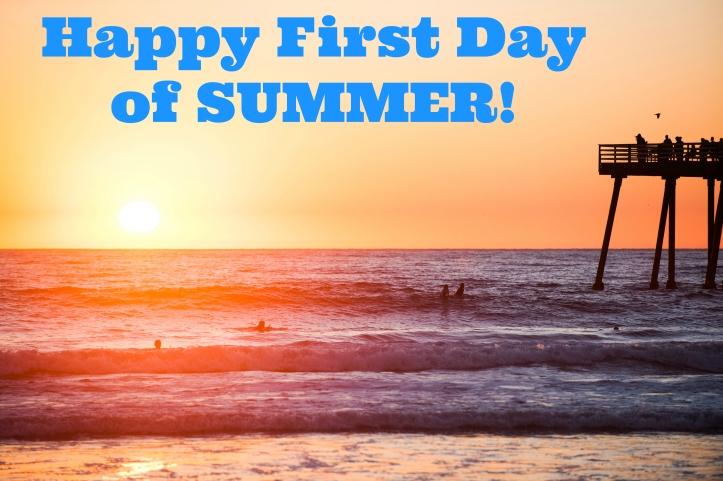 first of summer