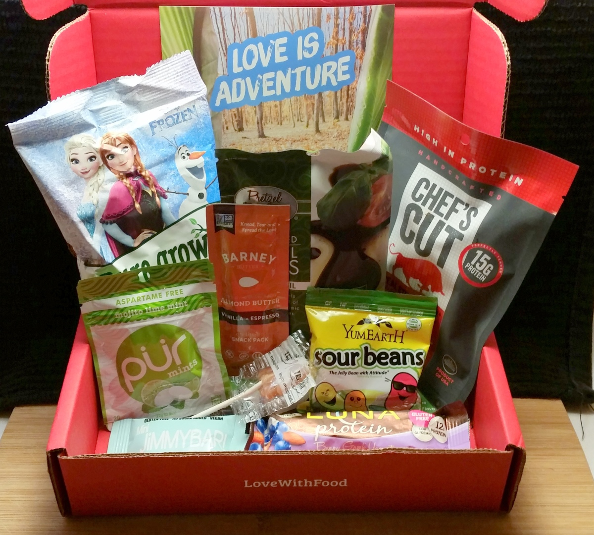 Review: July Love With Food Box – A Tasty Farewell