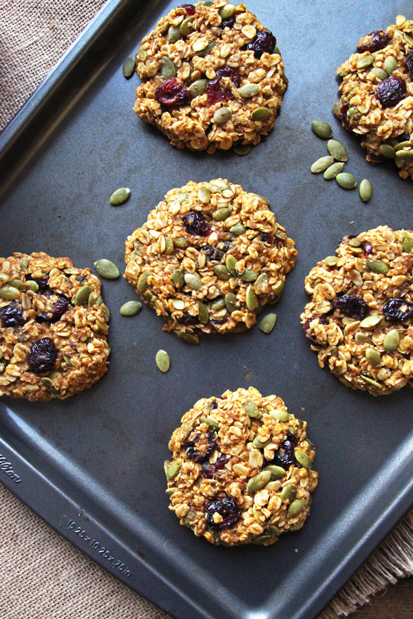 Healthy-Pumpkin-Breakfast-Cookies