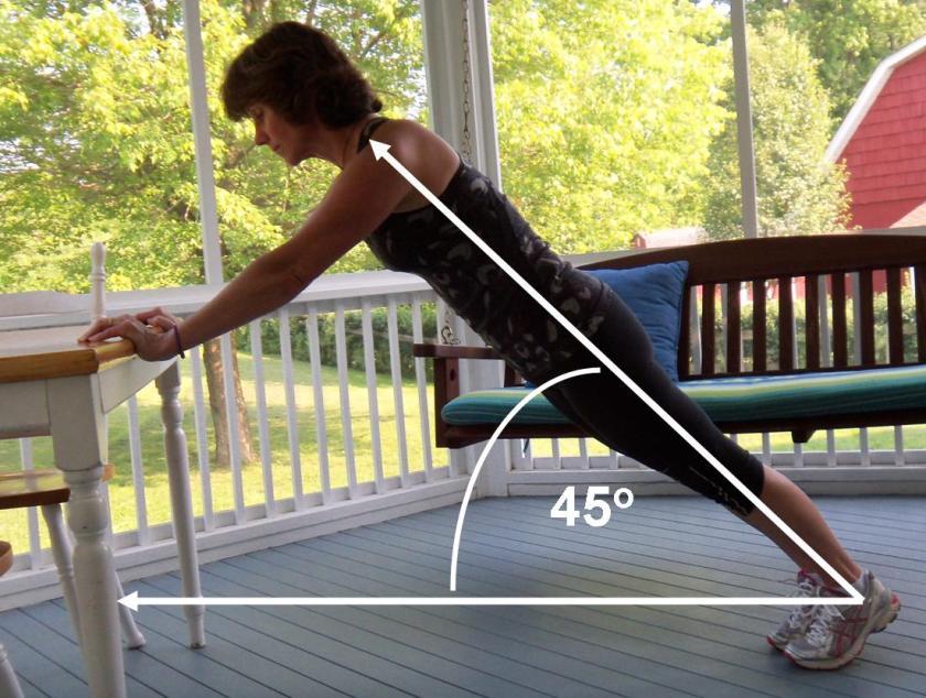 45-degree-plank-push-up