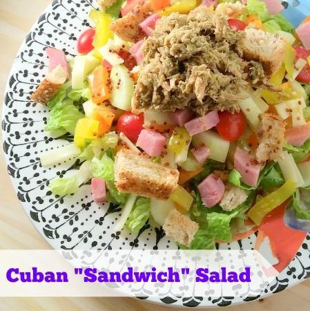 cubansandwichsalad