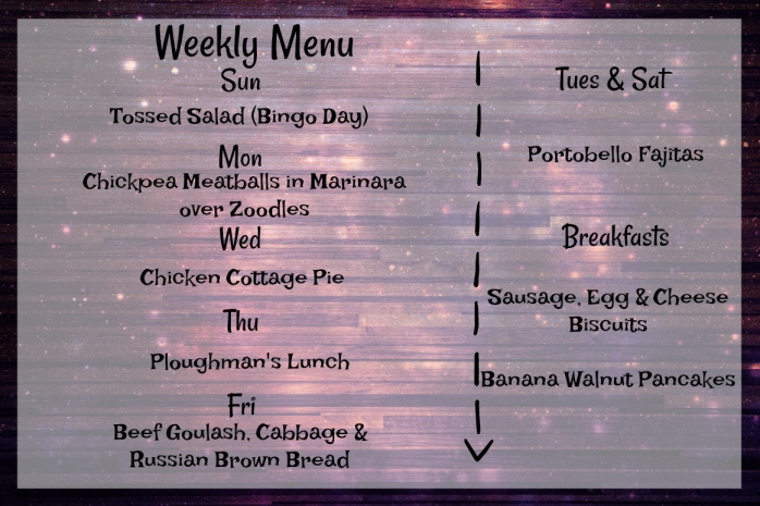 menu October3