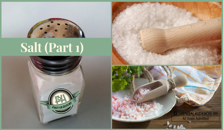 New Episode of Feast on History – SALT PARTI